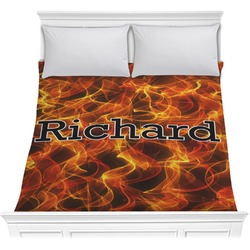 Fire Comforter (Personalized)