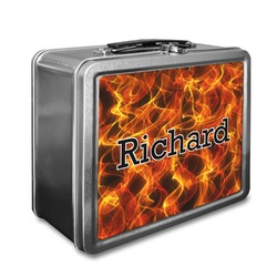 Fire Lunch Box (Personalized)