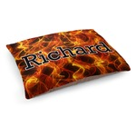 Fire Dog Bed (Personalized)