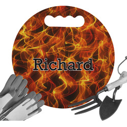 Fire Gardening Knee Cushion (Personalized)