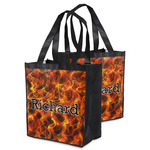 Fire Grocery Bag (Personalized)