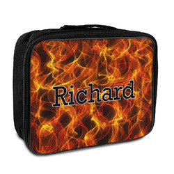 Fire Insulated Lunch Bag (Personalized)