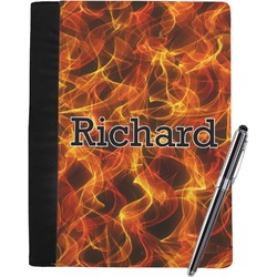 Fire Notebook Padfolio (Personalized)