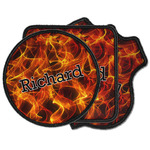 Fire Iron on Patches (Personalized)