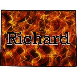 Fire Door Mat (Personalized)
