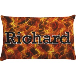 Fire Pillow Case (Personalized)