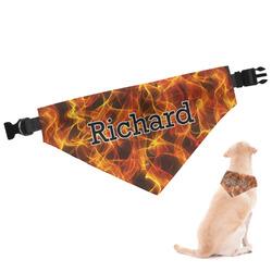 Fire Dog Bandana (Personalized)