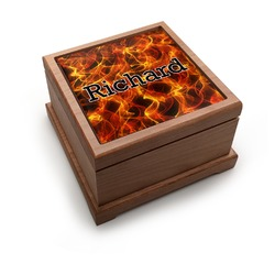 Fire Pet Urn (Personalized)