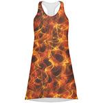 Fire Racerback Dress (Personalized)