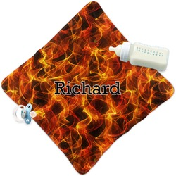 Fire Security Blanket (Personalized)