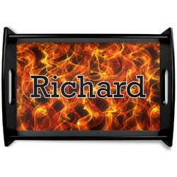 Fire Wooden Trays (Personalized)