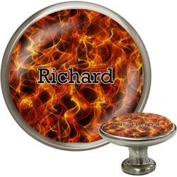 Fire Cabinet Knobs (Personalized)