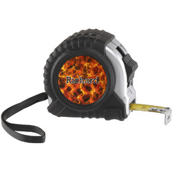 Fire Tape Measure (25 ft) (Personalized)