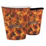 Fire Waste Basket (Personalized)
