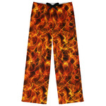 Fire Womens Pajama Pants (Personalized)