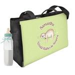 Sloth Diaper Bag (Personalized)