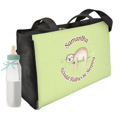 Sloth Diaper Bag (Personalized)
