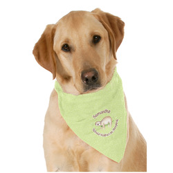 Sloth Pet Bandanas (Personalized)
