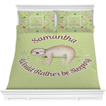 Sloth Comforters (Personalized)