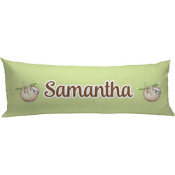 Sloth Body Pillow Case (Personalized)
