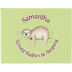 Sloth Placemat (Fabric) (Personalized)