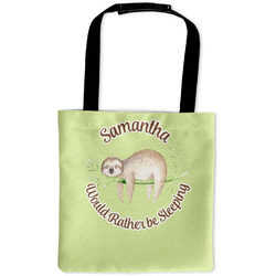 Sloth Auto Back Seat Organizer Bag (Personalized)