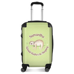Sloth Suitcase (Personalized)