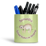 Sloth Ceramic Pen Holder