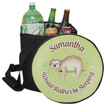 Sloth Collapsible Cooler & Seat (Personalized)