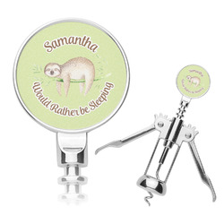 Sloth Corkscrew (Personalized)