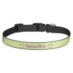Sloth Dog Collar (Personalized)