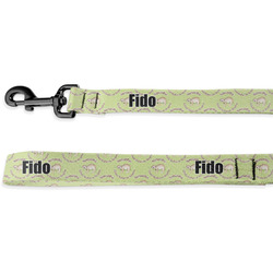 Sloth Deluxe Dog Leash (Personalized)