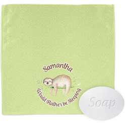 Sloth Wash Cloth (Personalized)