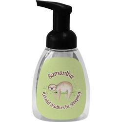 Sloth Foam Soap Bottle (Personalized)