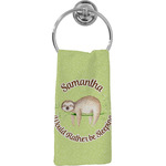 Sloth Hand Towel - Full Print (Personalized)