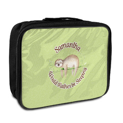 Sloth Insulated Lunch Bag (Personalized)