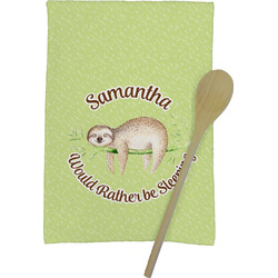 Sloth Kitchen Towel - Full Print (Personalized)