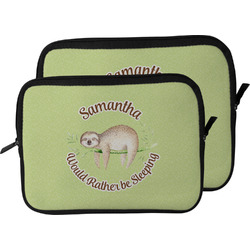 Sloth Laptop Sleeve / Case (Personalized)