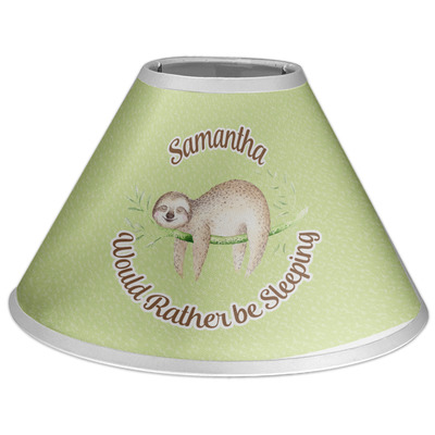 Sloth Coolie Lamp Shade (Personalized)