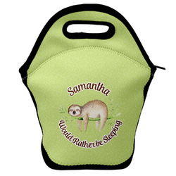 Sloth Lunch Bag (Personalized)