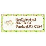 Sloth Return Address Labels (Personalized)