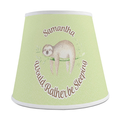 Sloth Empire Lamp Shade (Personalized)