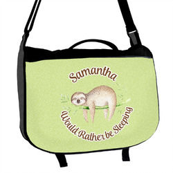 Sloth Messenger Bag (Personalized)