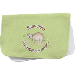 Sloth Burp Cloth (Personalized)