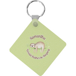 Sloth Diamond Key Chain (Personalized)