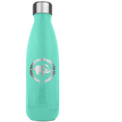 Sloth RTIC Bottle - Teal (Personalized)
