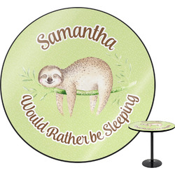 Sloth Round Table (Personalized)