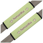 Sloth Seat Belt Covers (Set of 2) (Personalized)