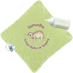 Sloth Security Blanket (Personalized)