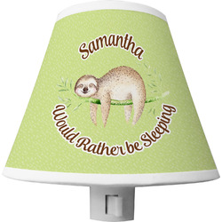 Sloth Shade Night Light (Personalized)